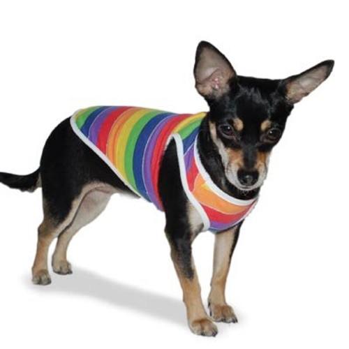 Dogo Dog PP Rainbow Tank - Free Shipping