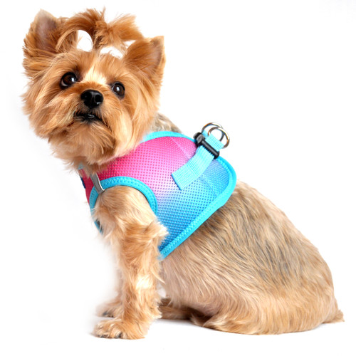 American River Dog Harness Ombre Collection - Sugar Plum
