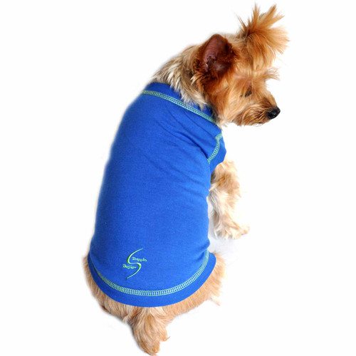 Sport Dog Tank Top - Nautical Blue