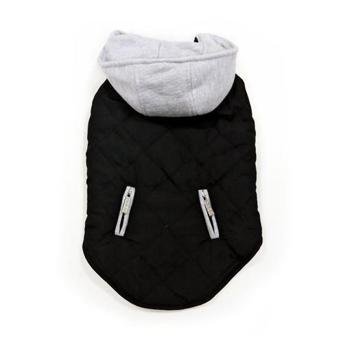 Black City Puffer Jacket
