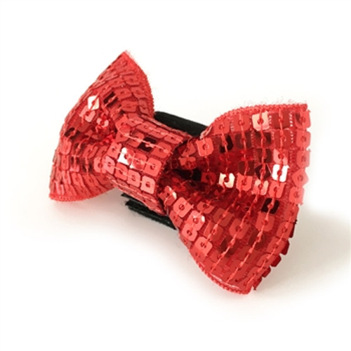 Red EasyBOW Sequins 1