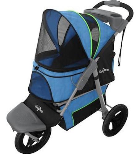 Blue G7 Jogger™ Pet Stroller