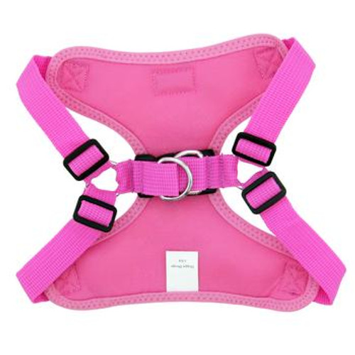 Wrap and Snap Choke Free Dog Harness - Candy Pink