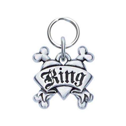 King Rockin' ID Tag