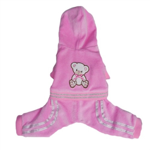 Teddy Jumper - Pink