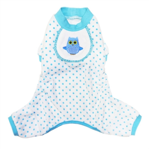 Owl Pajama in Blue