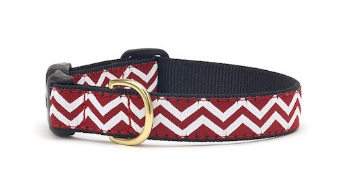 Red White Chevron