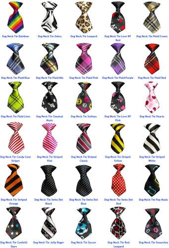 Dog Neck Tie