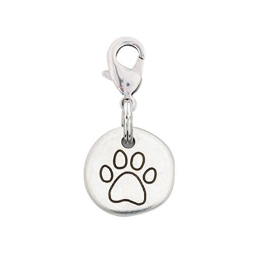 Rockin Doggie Good Dog Paw Charm