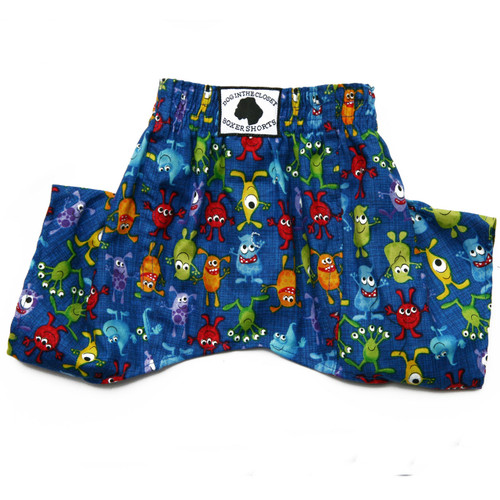 Little Monsters Collection - Boxer Shorts for Dogs