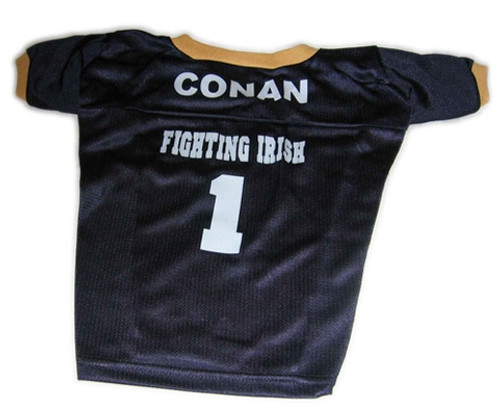 Notre Dame Fighting Irish Dog Jersey - Custom Made