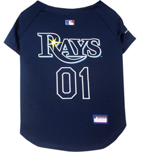 Tampa Bay Rays Dog Jersey