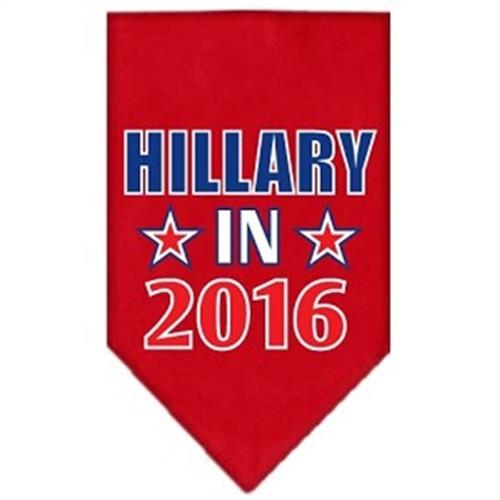 Hillary in 2016 Election Screenprint Bandanas