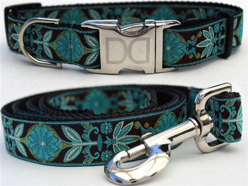 Boho Peacock Collection - All Metal Buckles