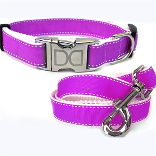 Preppy In Purple Collection - All Metal Buckles
