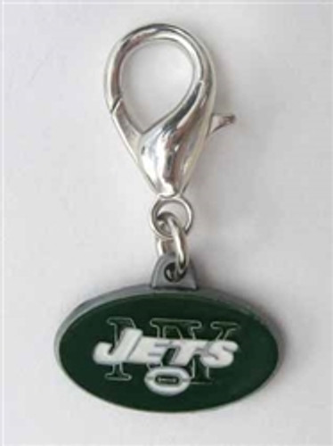 NFL Licensed New York Jets Team Logo Charm