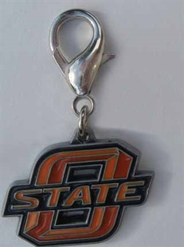 NCAA Licensed Team Charm - Oklahoma State Cowboys