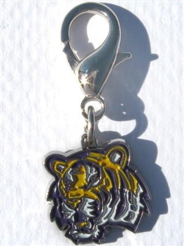 NCAA Licensed Team Charm - Louisiana State University Tigers