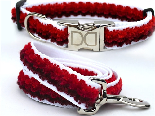 Cabo Collection Sunset Red - All Metal Buckles