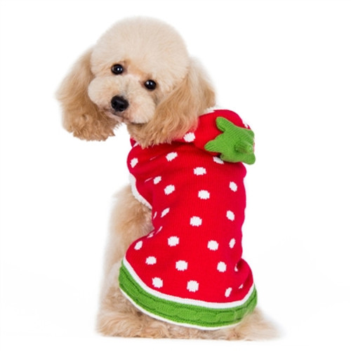 Strawberry Sweater