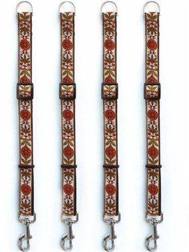 Venice Ivory Leash Extenders