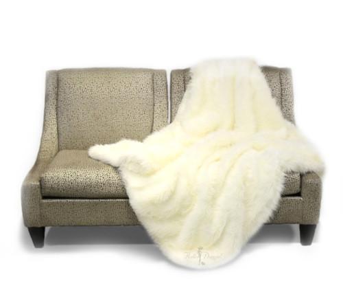 Arctic Blankets - Ivory