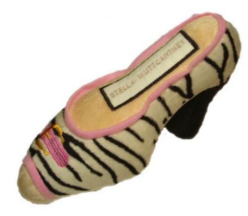 Dog Diggin Designs Stella MuttCartney Shoe Toy