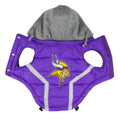 Hip Doggie Minnesota Vikings Dog Puffer Vest