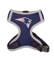 NFL New England Patriots Dog Harness Vest