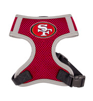 NFL San Francisco 49ers Dog Harness Vest
