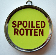 Spoiled Pet ID Tag