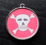 Boy Skulls no.9 Pet ID Tag