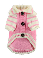 HD Crown Cardigan - Pink