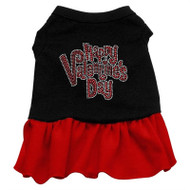 Happy Valentine's Day Rhinestone-red