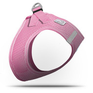 Pink Step-In Dog Harness & Leash Set