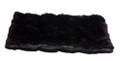 Black Mink All Plush Crate Liner