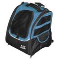 Pet Edge I-GO2 Traveler Dog Roller-Backpack - Ocean Blue