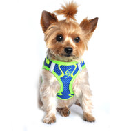 American River Neon Sport Dog Harnesses - Colbalt Blue