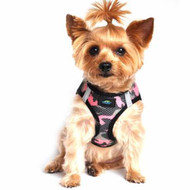 American River Dog Harness Camouflage Collection - Pink Camo