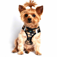 American River Dog Harness Camouflage Collection - Brown Camo