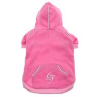 Doggie Design Sport Hoodie - Carnation Pink