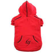 Doggie Design Sport Hoodie - Flame Scarlett Red