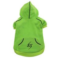 Doggie Design Sport Hoodie - Green Flash
