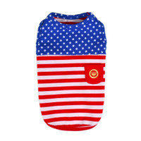 Stars and Stripes Dog Tank Top - Dogs of Glamour
