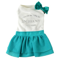 Return to Sniffany Dress - Dogs of Glamour