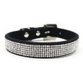 Black VIP Bling Collar