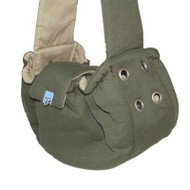 Army Green Messenger Bag
