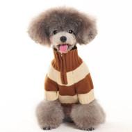 Sporty Stripe Sweater