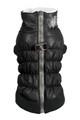 HD Crown Puffer Vest - Black