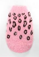 FeatherSoft Cheetah Sweater - Pink
